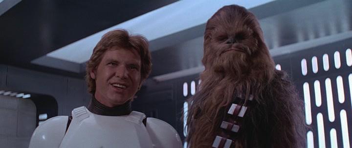 Лучшие фантастические фильмы | Звездные войны эпизод 4: Новая надежда