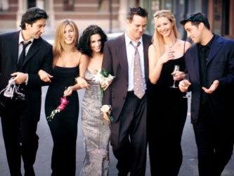 Лучшие молодежные сериалы | Друзья (Friends)
