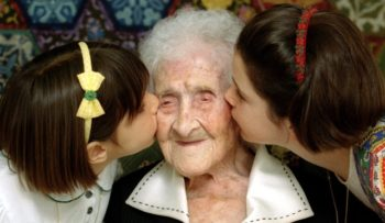 Топ 10 Самые старые люди планеты | Жанна Кальман(Jeanne Louise Calment)