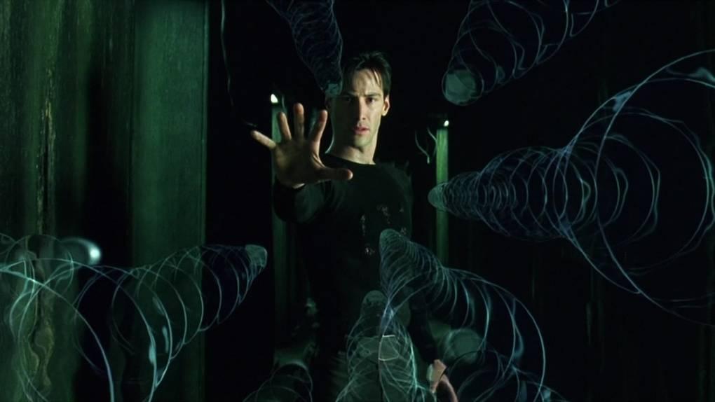 Матрица - лучший фильм всех времен в жанре фантастика