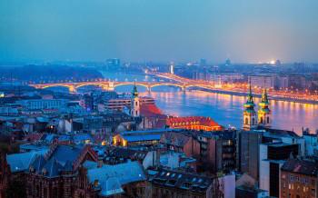 Один из самых популярных и красивых городов в Евросоюзе | Будапешт (Венгрия)