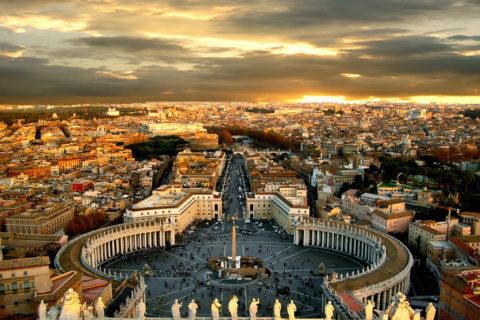 Топ 10 Самые красивые города мира | Рим (Италия)