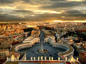 Самая маленькая страна в мире | Ватикан