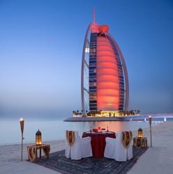 Отель Бурдж-эль-Араб (Арабская башня)