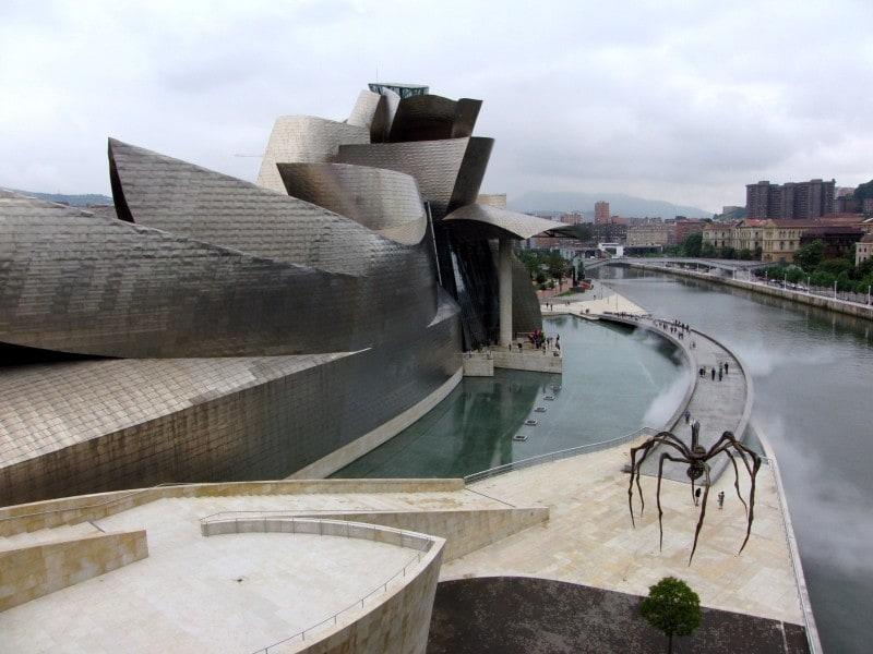 Музей современного искусства Гуггенхайма