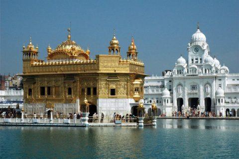 Самое красивое здание в мире | Золотой храм (Хармандир-Сахиб)