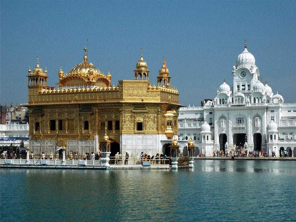 Золотой храм (Хармандир-Сахиб) - фото