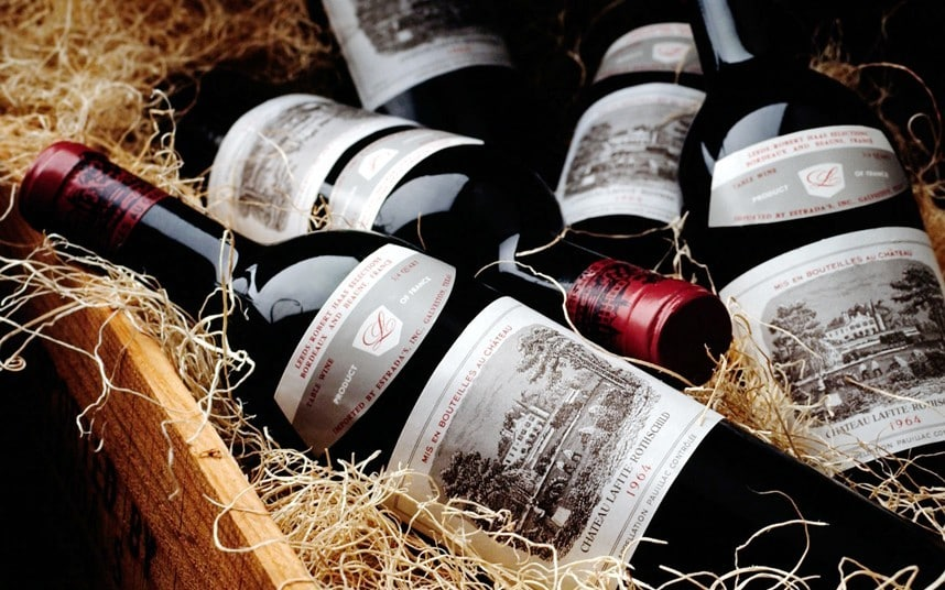 "Вино ""Chateau Lafite"""