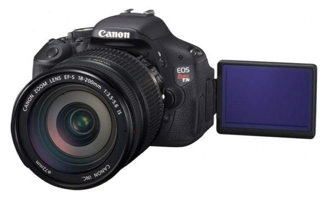 Canon Eos Rebel T3i