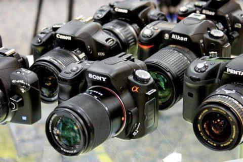 Топ 10 Лучшие цифровые фотоаппараты 2014