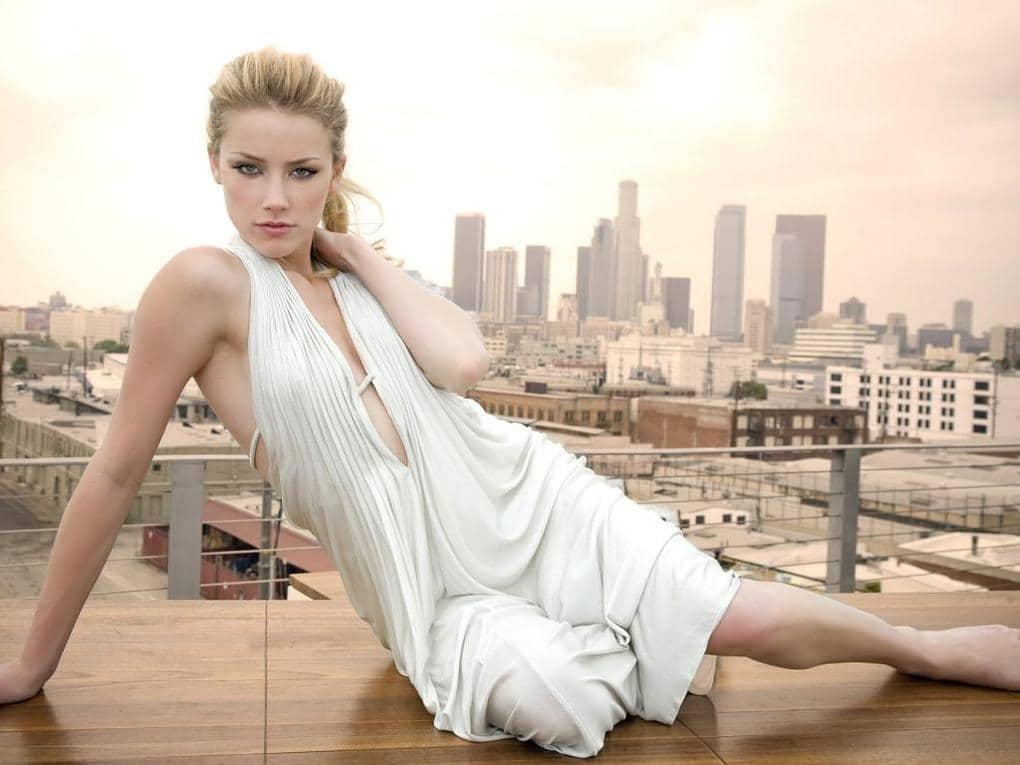 Красивейшая девушка планеты | Эмбер Херд