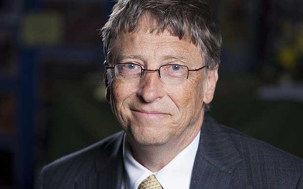 Билл Гейтс- самый богатый человек на земле