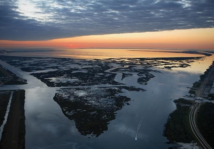 Самая длинная река Северной Америки | Миссисипи