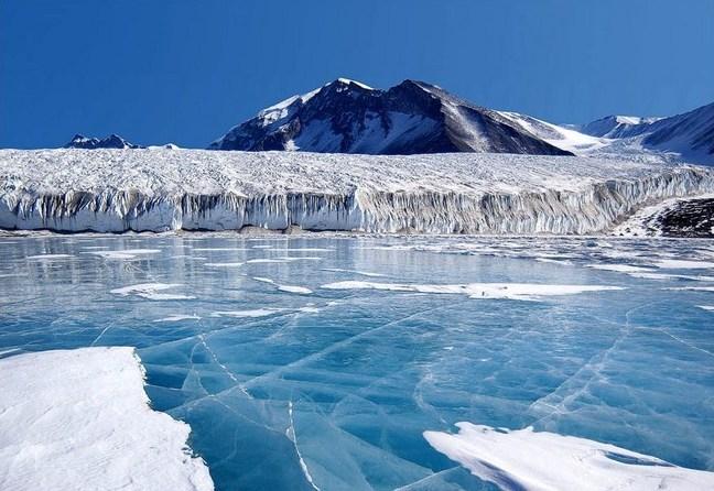 Озеро Восток - возможно самое глубокое озеро на земле