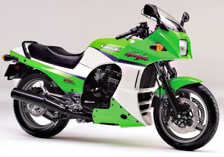 Kawasaki Ninja GPZ900R