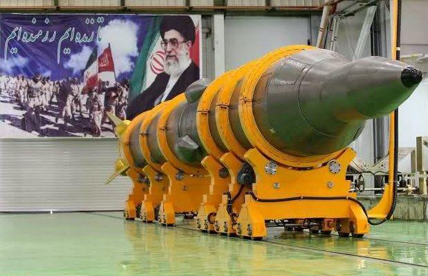 Ядерная держава Иран