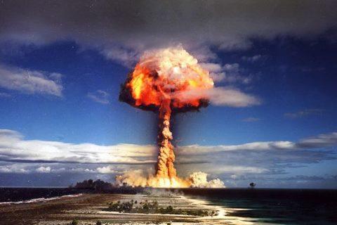 Топ 10 ядерные державы мира