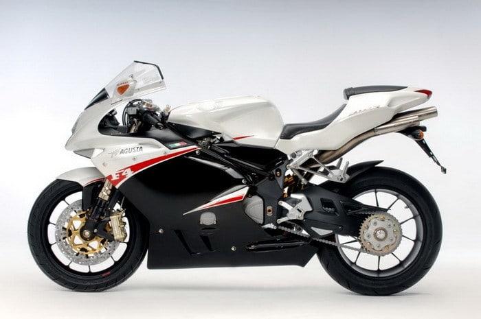 Самый быстрый мотоцикл в мире | MV Agusta F4 R 312