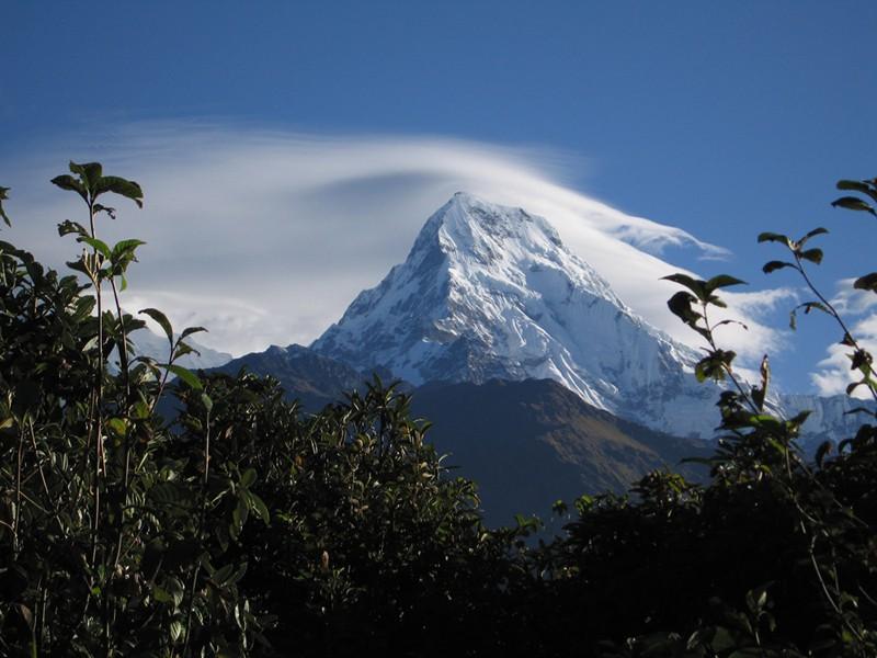 гора Дхаулагири
