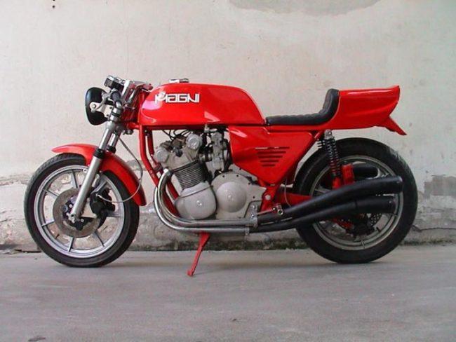 MV Agusta 832 Monza