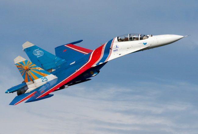 Sukhoi Su-27 _78_