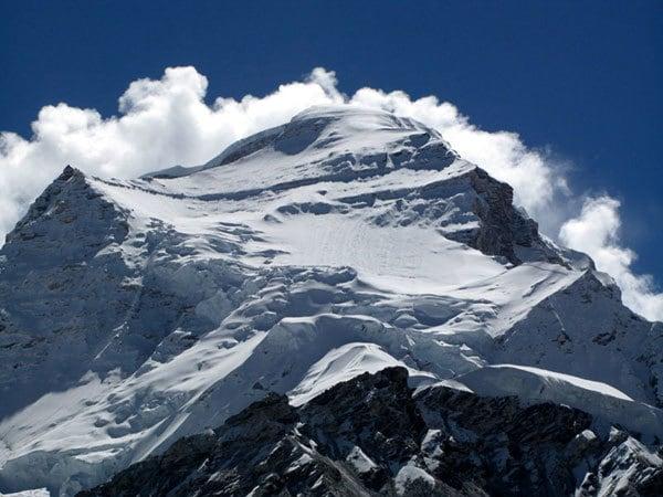 гора Чо-Ойю