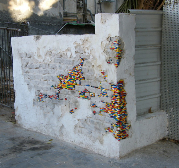 DIY Easy Wall Repair