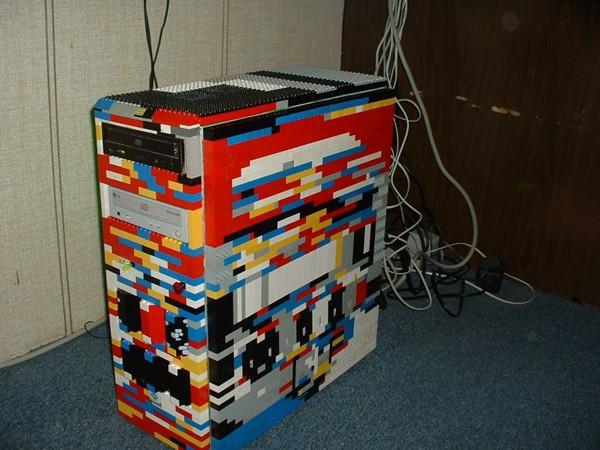 Креативный корпус для компьютера