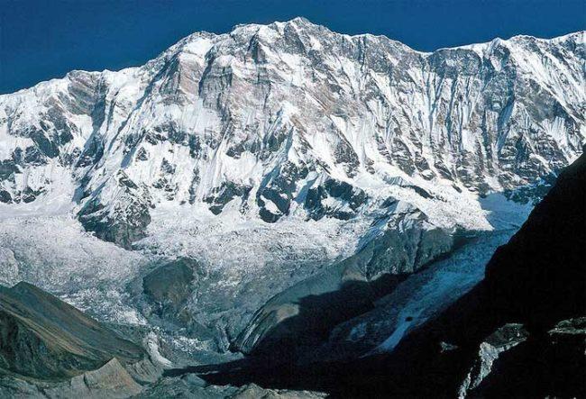 гора Аннапурна