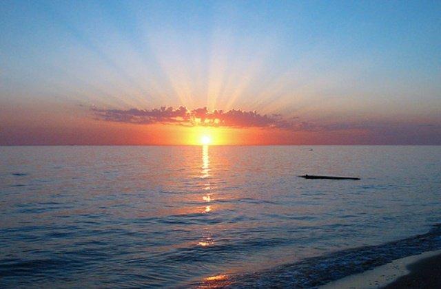 Каспийское море - фото пляжей