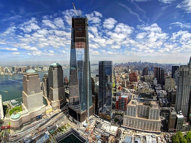 Всемирный торговый центр 1