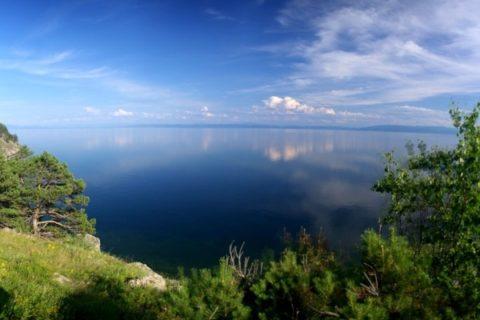 Топ 10 самые глубокие озера в мире