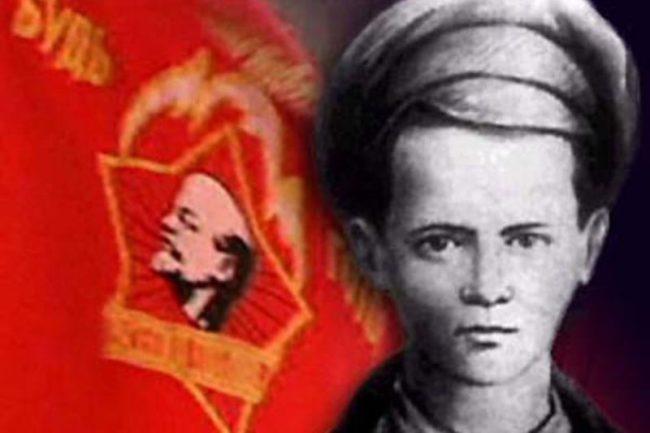 Павлик Морозов, пионер-герой, символ борца с кулачеством