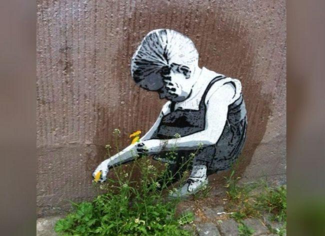 Маленький собиратель цветов