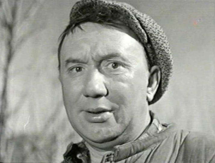 Алексей Смирнов, заслуженный советский артист театра и кино