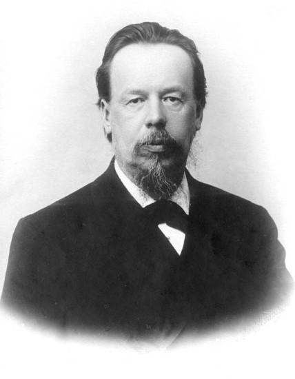 Попов, Александр Степанович - изобретатель радио