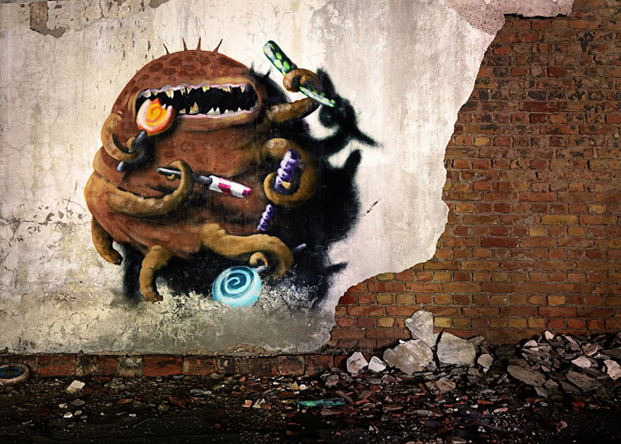 Monzter-animated-mural-art-by-Kim-Kwacz5__880