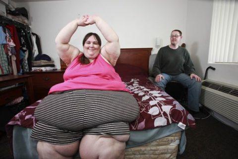 Самые толстые женщины на планете