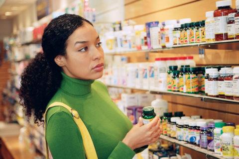 Витамины, которые необходимы каждой женщине