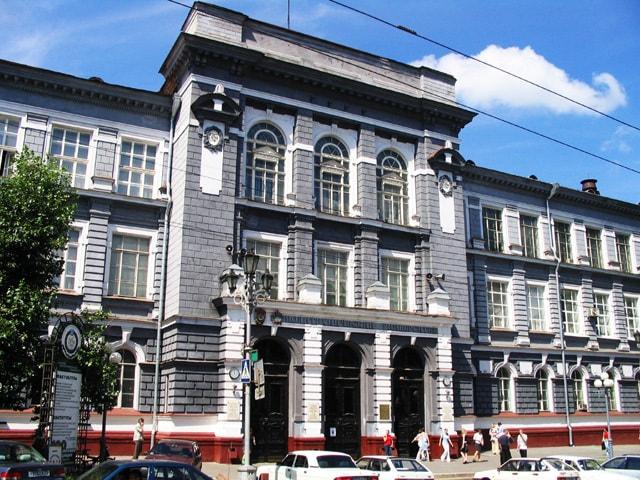 Томский национальный исследовательский политехнический университет
