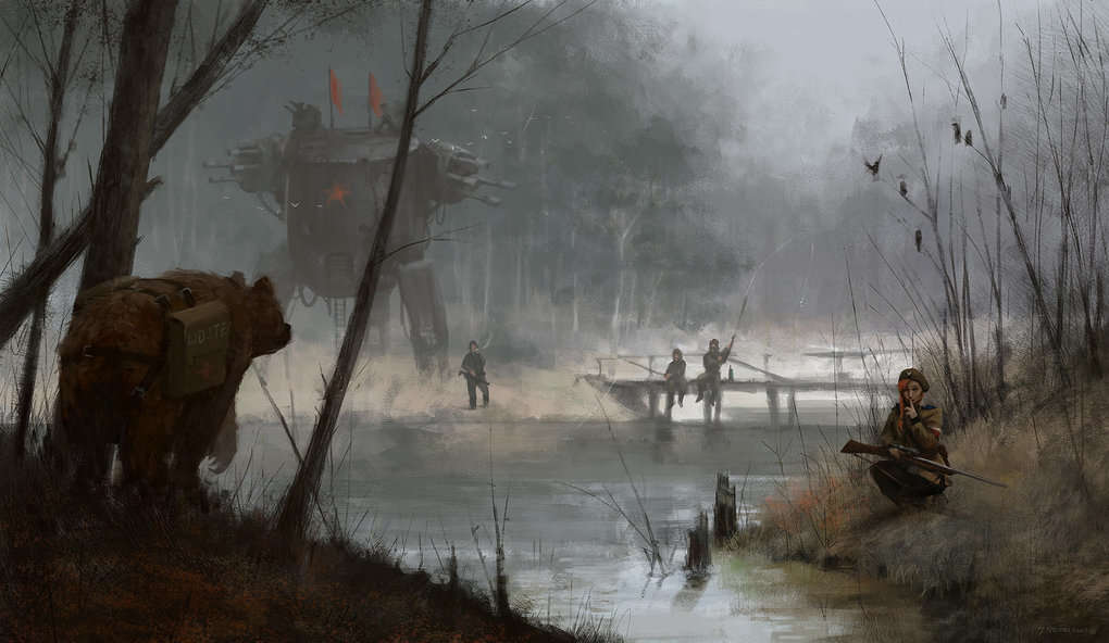 jakub-rozalski-1920-most1-small