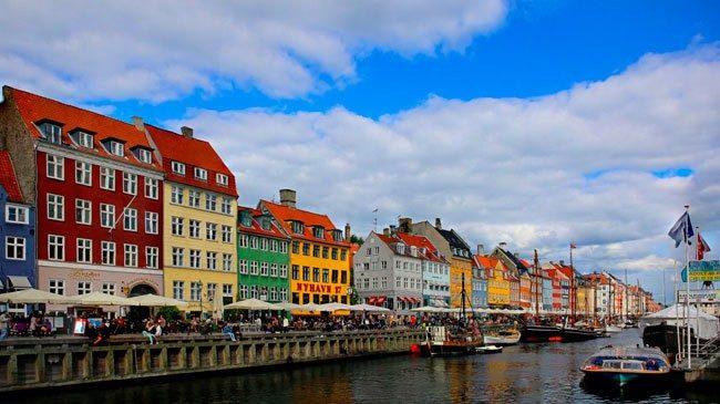 Дания,страна