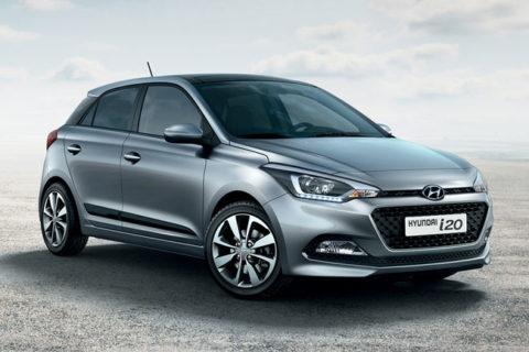 Hyundai i20 1.1 CRDi Blue