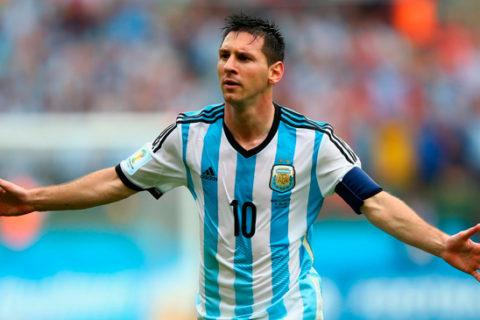 Топ-10 лучших футболистов мира 2015 года