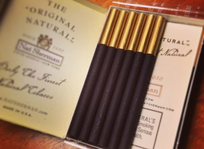 Black & Gold, сигареты