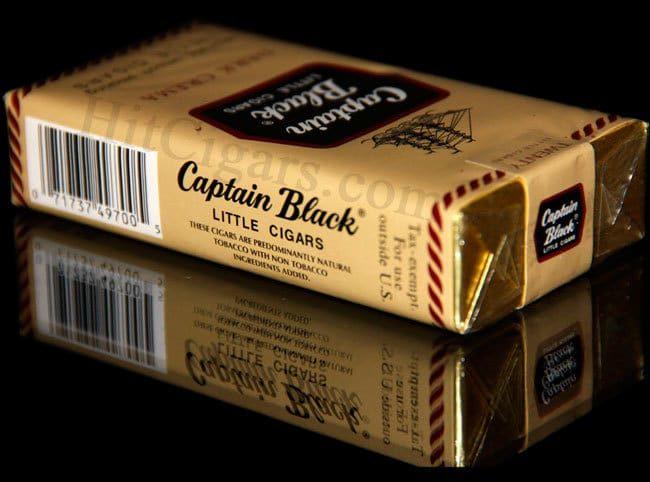 сигареты, Captain Black