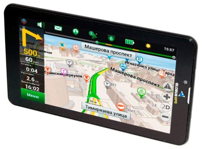 Globus GPS GL-700 Android