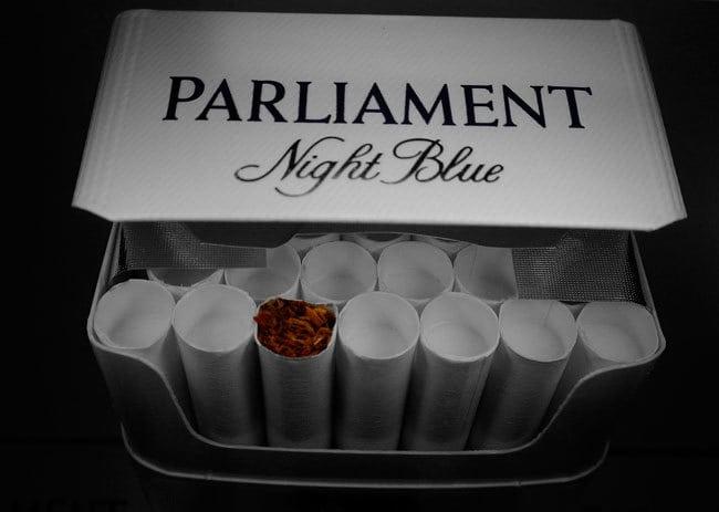Сигареты, Parliament