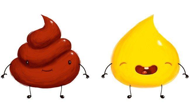 Pee и Poo