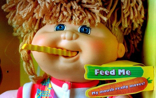 Куклы Cabbage Patch Snacktime Kids